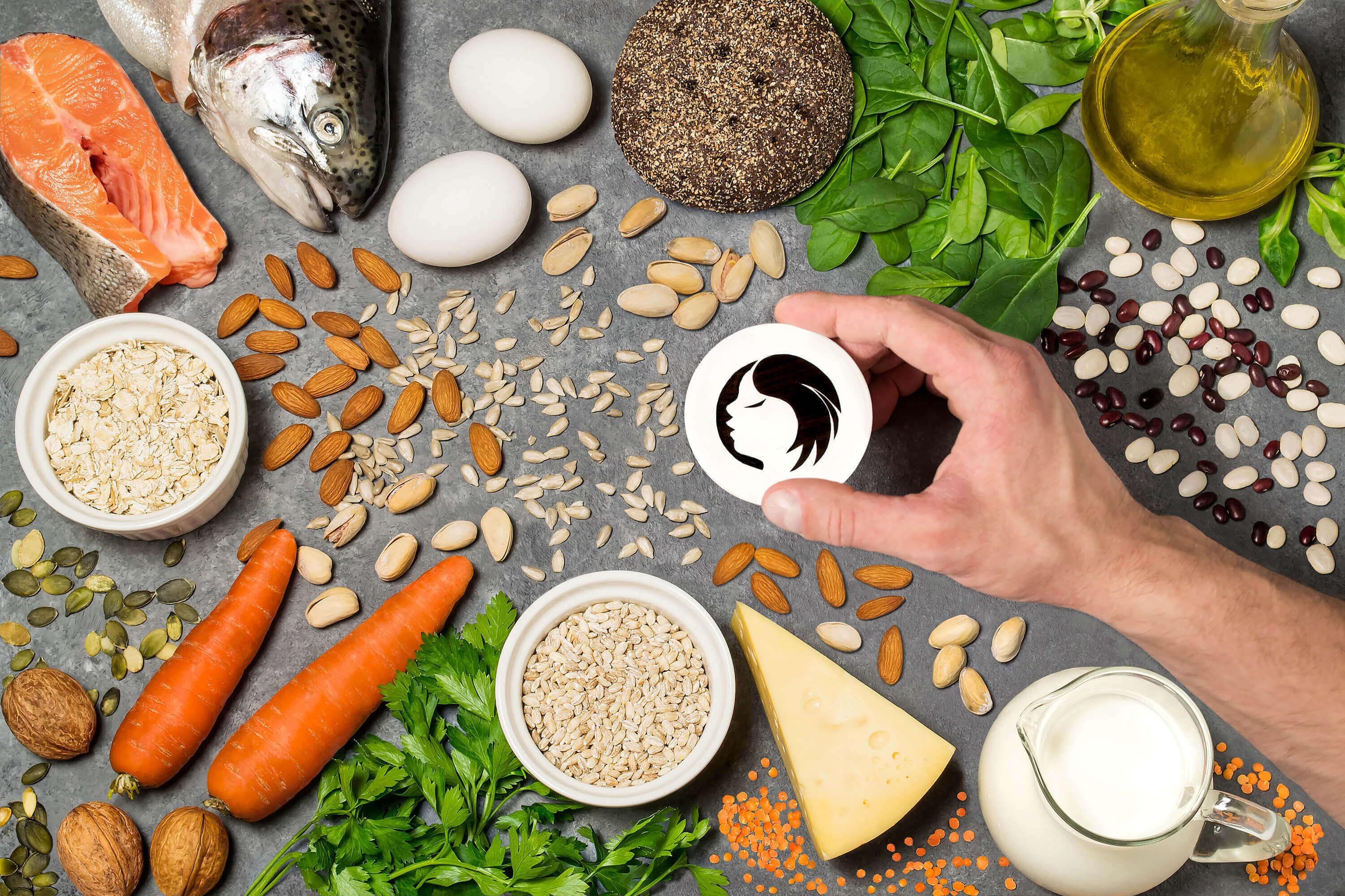 Hair Growth Starts on The Inside: Nutrients for Optimal Hair Growth